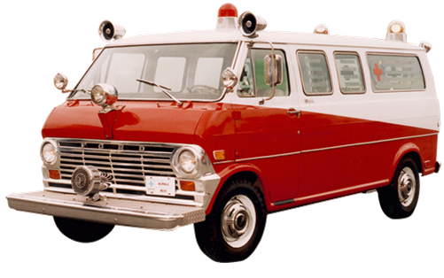 First Horton Ambulance