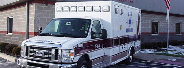 Ambulance Sales :: New, Demonstrators, Used and Retired