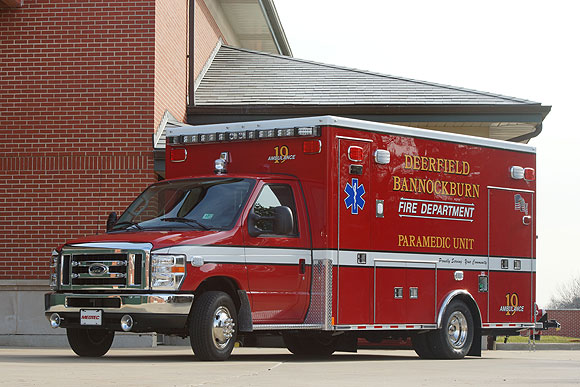 Deerfield-Bannockburn Fire Department