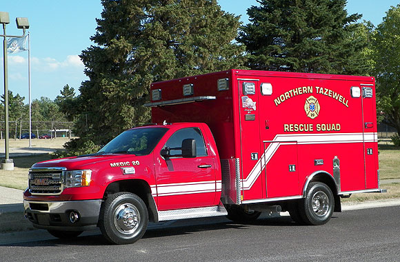 Northern Tazewell Rescue Squad