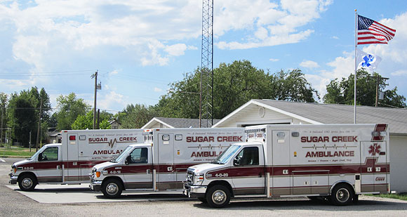 Sugar Creek Ambulance