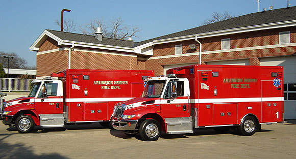 Arlington Heights Fire Department