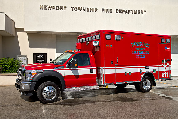 Newport Township Fire Protection Unit