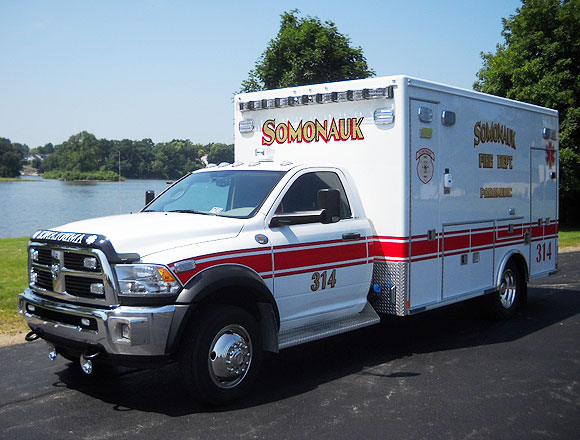 Somonauk Fire Department / Paramedic