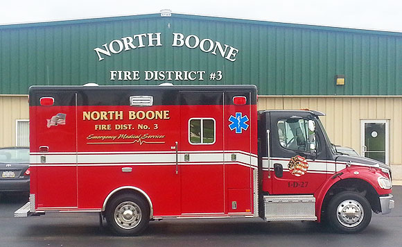 North Boone Fire District No. 3