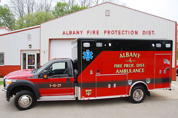 Albany Fire Protection District