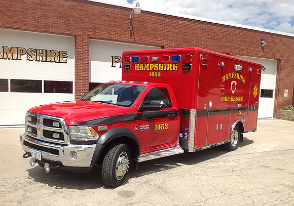 Hampshire Fire Rescue