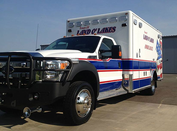 Land O' Lakes Ambulance