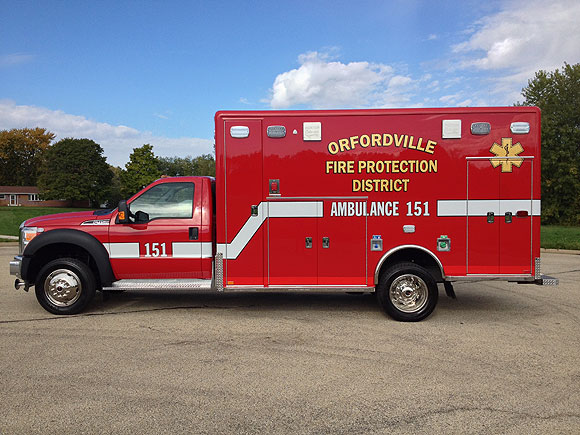 Orfordville Fire Protection District