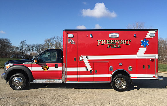 Freeport Fire Department