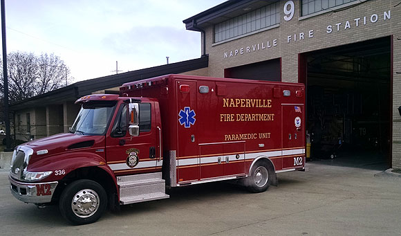 Naperville Fire Department