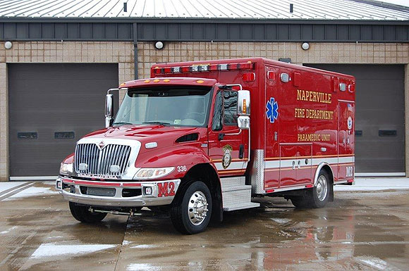 Naperville FireDepartment