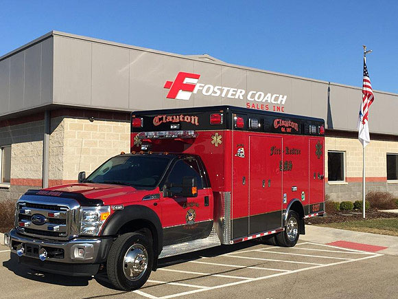 Clayton Fire Rescue