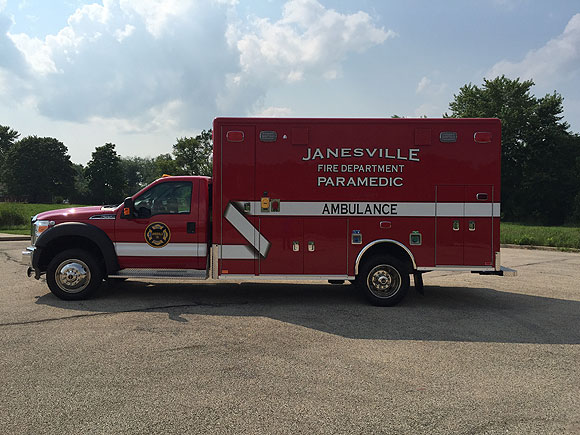 Janesville Fire Department / Paramedic