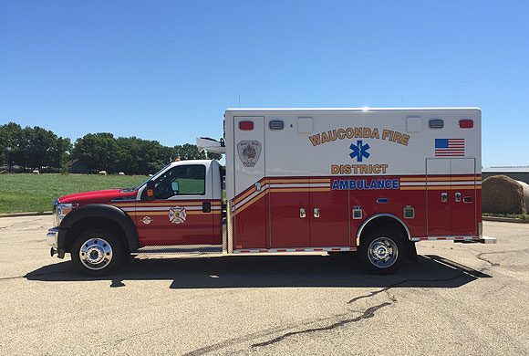 Wauconda Fire District - Ambulance
