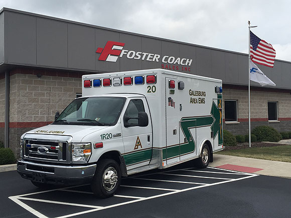 Galesburg Area EMS
