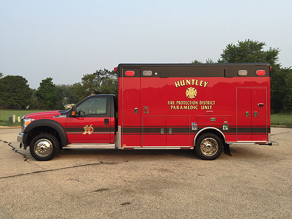 Huntley Fire Protection District - Paramedic Unit