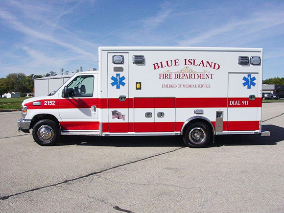 Blue Island Fire Department - Emergency Medical Service