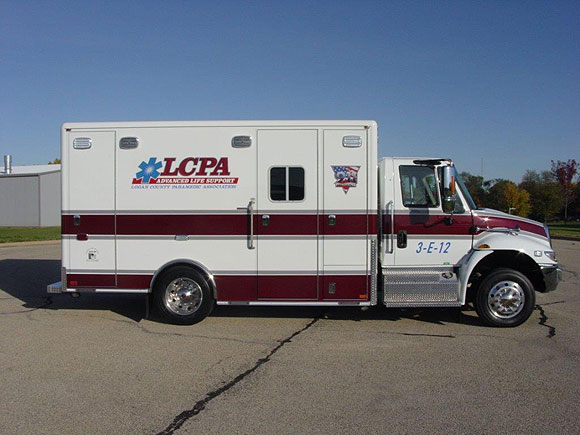Logan County Paramedic Association - Advance Life Support