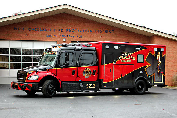 West Overland Fire Protection District