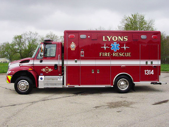 Lyons Fire Protection District