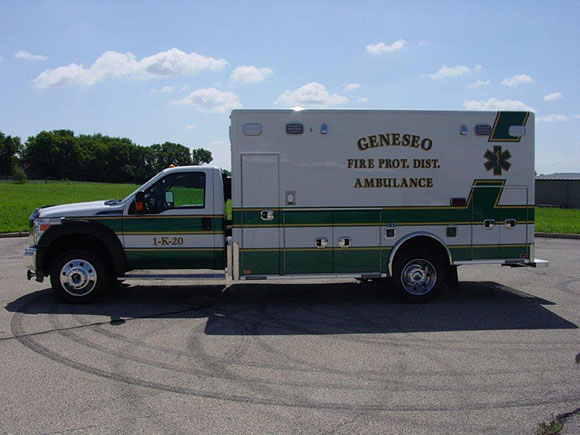 Geneseo Fire Protection District