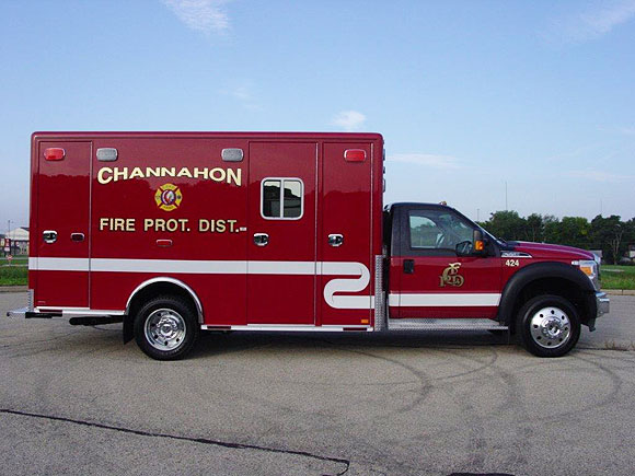 Channahon Fire Protection District