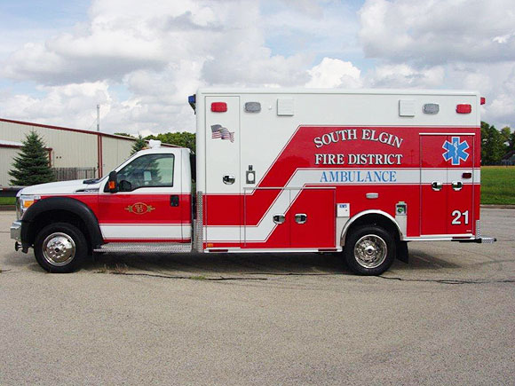 South Elgin Fire District