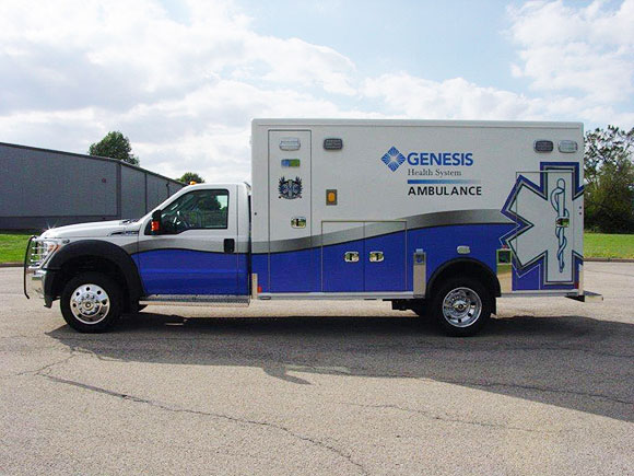 Genesis Health Services / Ambulance