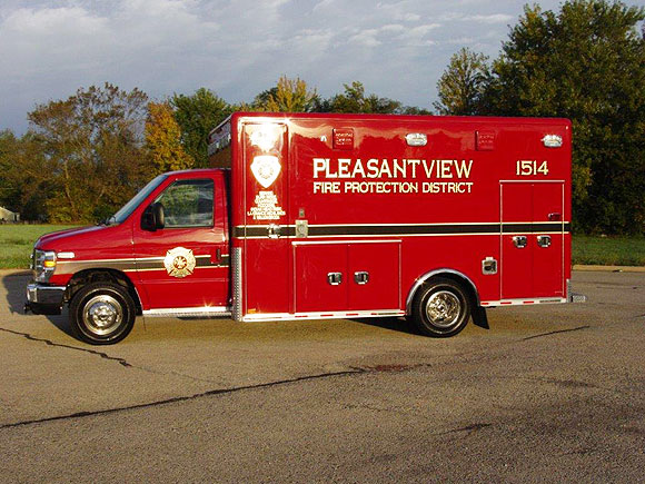Pleasantview Fire Protection District