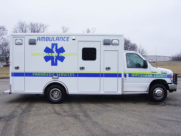 Waushara County Ambulance / Paramedic Servoces