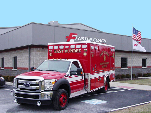 East Dundee Fire Protection Disrict