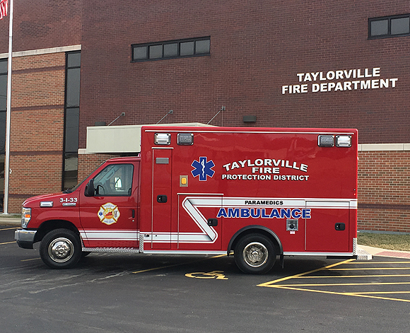 Taylorville Fire Department