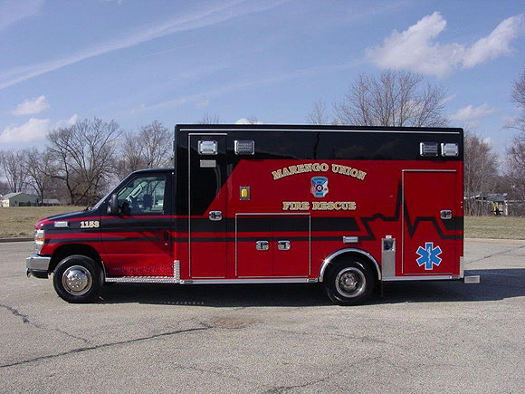 Marengo Union Fire Rescue