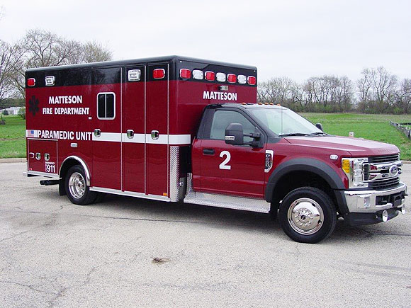 Mattson Fire Department