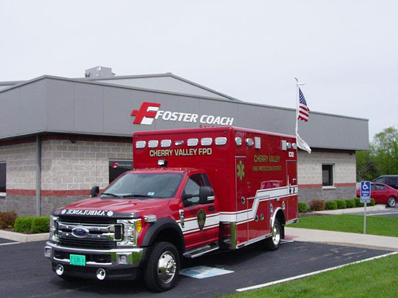 Cherry Valley Fire Protection District