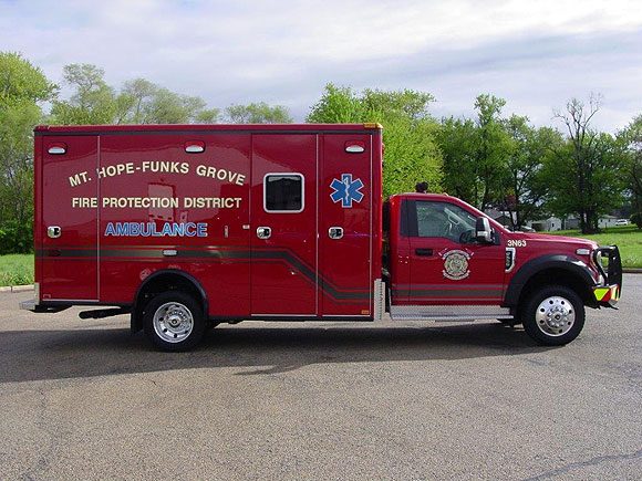 Mt Hope - Funks Grove Fire Protection District