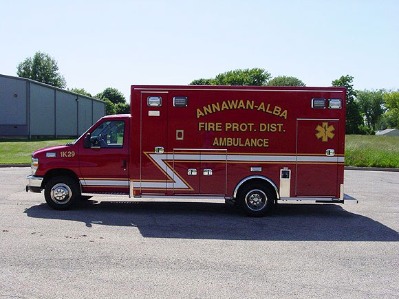 Annawan-Alba Fire Protection District