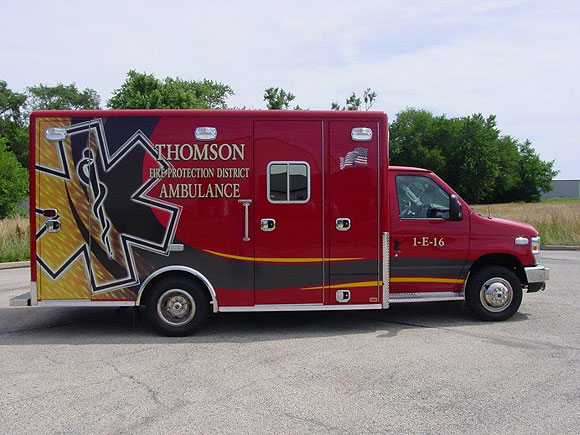 Thomson Fire Protection District