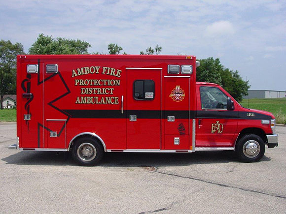 Amboy Fire Protection District