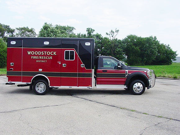 Woodstock Fire/Rescue District