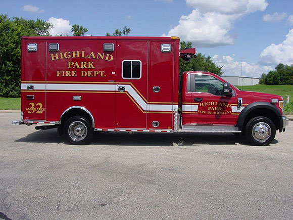 Highland Park Dire Department