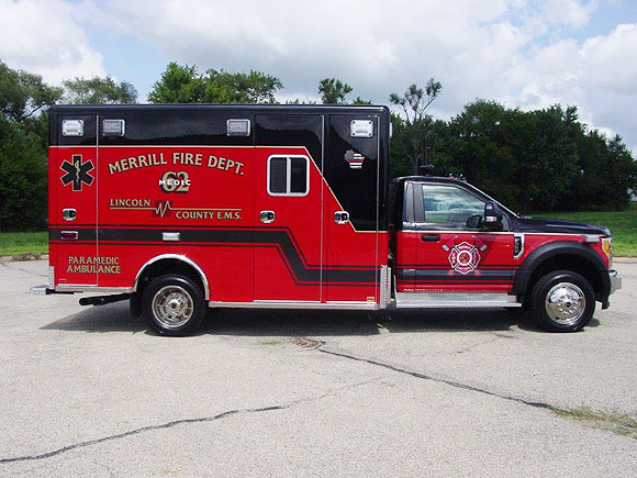 Merril Fire Department / Lincoln County EMS