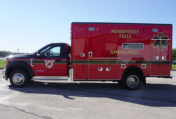 Menomee Falls Fire Department