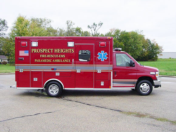 Prospect Heights Fire Protection-Rescue-EMS