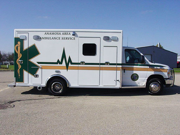 Anamosa Area Ambulance Service