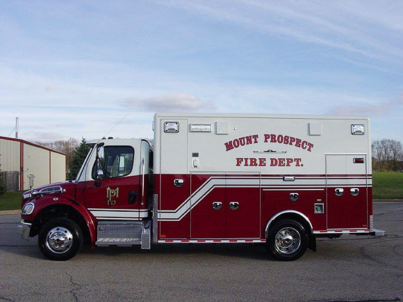 Mount Prospect Fire Department