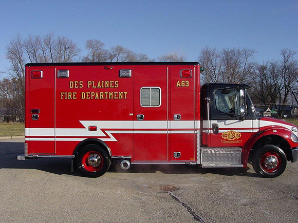 Des Plains Fire Department