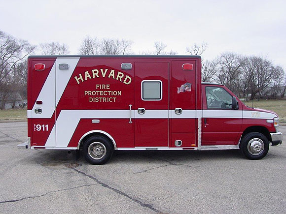 Harvard Fire Protection District