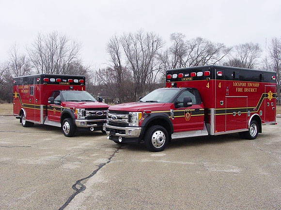 Lockport Township Fire District